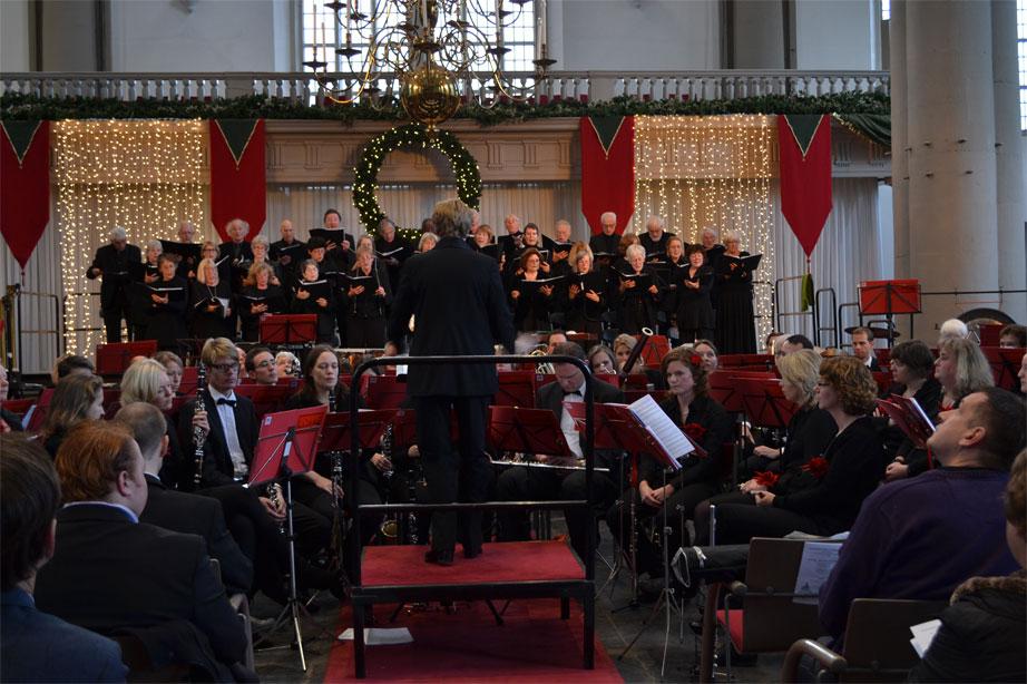 Artikoor Kerstconcert Westerkerk